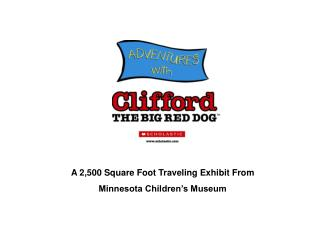 Adventures with Clifford The Big Red Dog