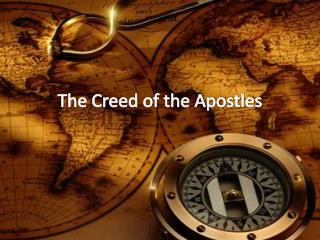 The Creed of the Apostles