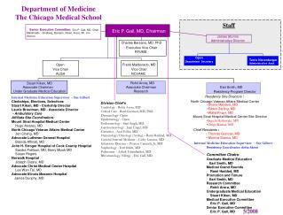 Department of Medicine