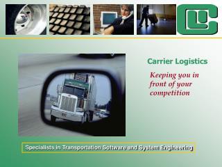 Carrier Logistics Inc.