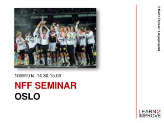 NFF Seminar  Oslo