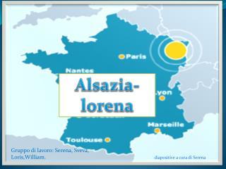Alsazia-lorena