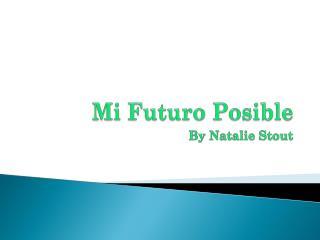 Mi  Futuro Posible