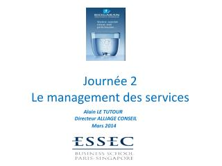 Journée 2 Le management des services