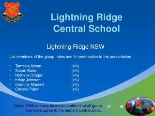 Lightning Ridge NSW