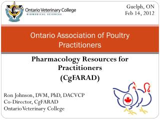 Ontario Association of Poultry Practitioners