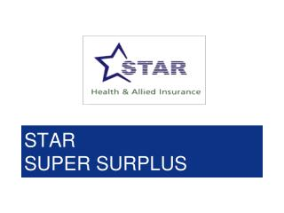 STAR  SUPER SURPLUS