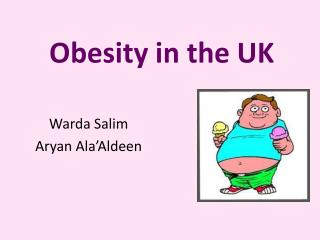Obesity in the UK