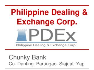 Philippine Dealing & Exchange Corp.
