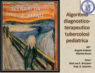 Algoritmo diagnostico-terapeutico tubercolosi pediatrica