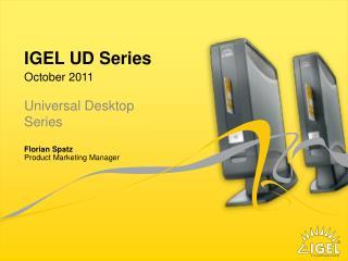 IGEL UD Series