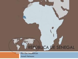 República de Senegal