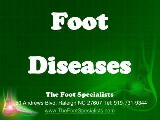Foot  Diseases
