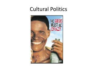 Cultural Politics