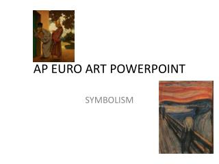 AP EURO ART POWERPOINT