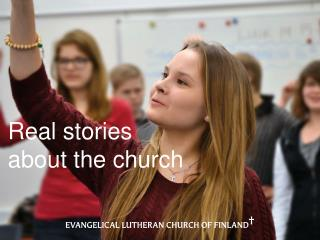 Real  stories about  the  church