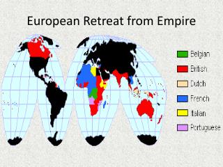 European Retreat from Empire