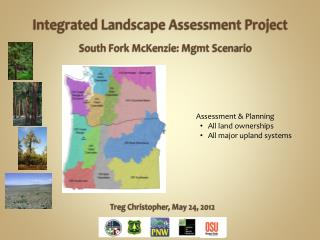 Integrated Landscape Assessment Project