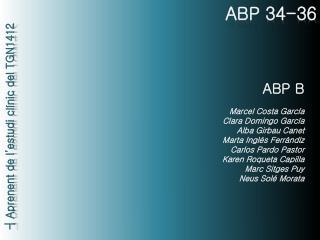 ABP 34-36
