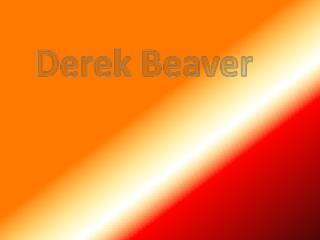 Derek Beaver