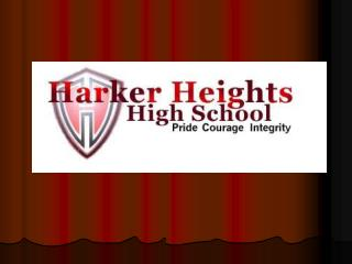 Harker  Heights Counseling Staff