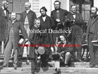 Political Deadlock