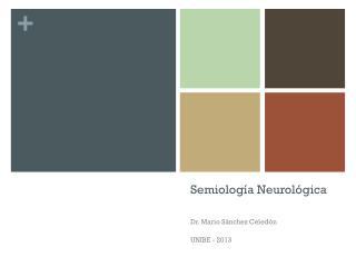 Semiología Neurológica
