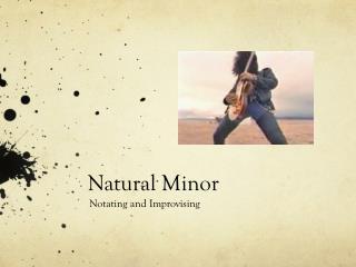 Natural Minor