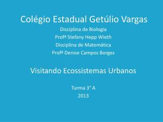 Col�gio Estadual Get�lio Vargas