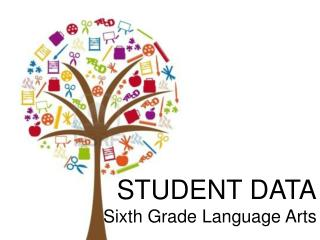 STUDENT DATA Sixth Grade Language Arts