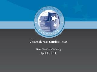 Attendance  Conference
