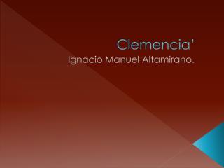 Clemencia'