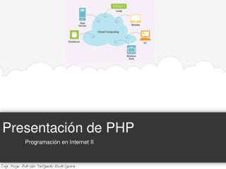Presentación de PHP