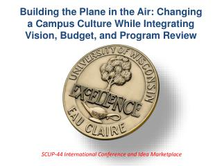 SCUP-44 International Conference and Idea Marketplace