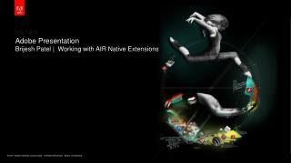 Adobe Presentation