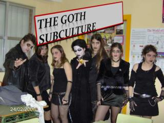 The Goth Subculture