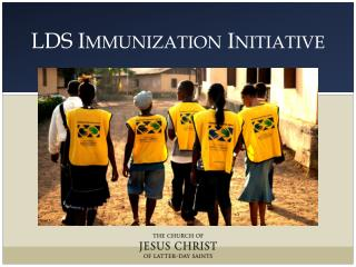 LDS Immunization Initiative