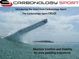 Introducing the latest from  Carbonology -Sport: