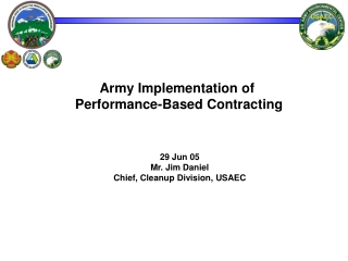 Current Requirements Review Army