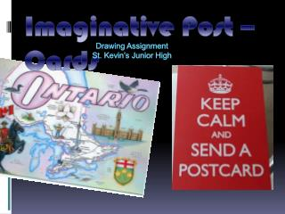 Imaginative Post � Cards