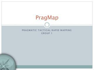 PragMap