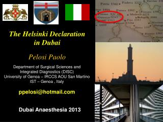 The Helsinki  Declaration in Dubai