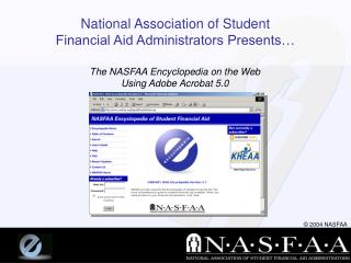 National Association of Student Financial Aid Administrators ...