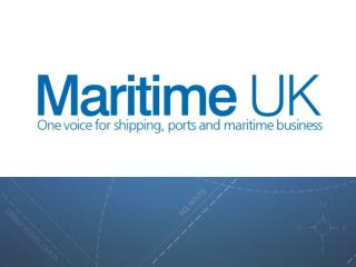 Baltic Exchange British Ports Association Chamber of Shipping Passenger Shipping Association