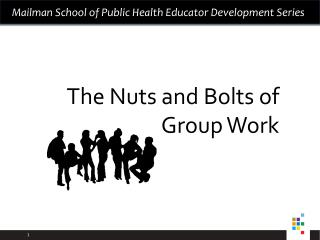 Mailman School of Public Health Educator Development Series