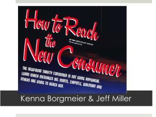 Kenna Borgmeier & Jeff Miller