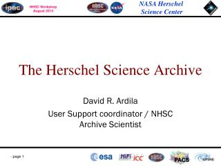 The Herschel Science Archive