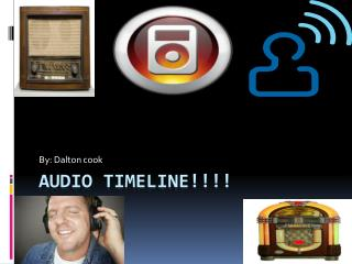 Audio Timeline!!!!