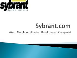 Web, Mobile Application Development