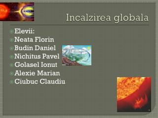 Incalzirea globala